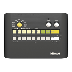 Korg - KR mini Drumcomputer