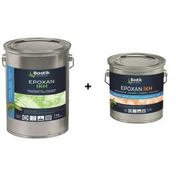 Bostik Epoxan IKH 2K Epoxidinjektionsharz 10.5Kg Gebinde Teil A+B