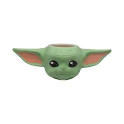 Star Wars Tasse Tasse Mandalorian Baby Yoda 3D, 400 ml