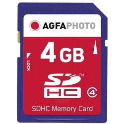 AgfaPhoto SDHC Karte 4GB