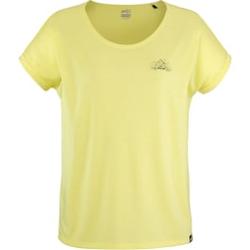 Millet - Unit Lyocell TS SS W Limon - T-Shirts - Größe: L