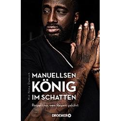 König im Schatten. Nina Damsch   Manuellsen  - Buch