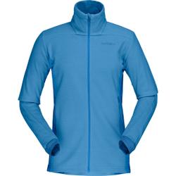 Norrona - Falketind Warm1 Jacket W's Campanula - Fleece - Größe: XS