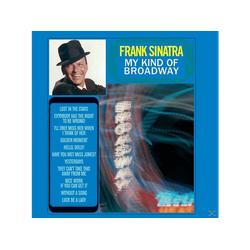 Frank Sinatra - My Kind Of Broadway (CD)