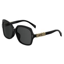Moschino Sonnenbrille MOS014/F/S schwarz