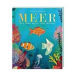 MEER. Britta Teckentrup  - Buch