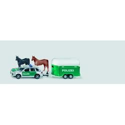 SIKU PKW mit Pferdeanhaenger