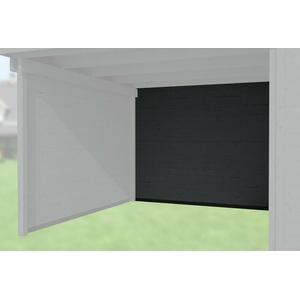 Weka Zubehör für Weka Designhaus 172/126 Rückwand Anbau 150 cm anthrazit 21 mm