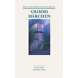 Grimms Märchen. Jacob Grimm  Wilhelm Grimm  - Buch
