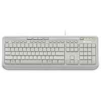 Microsoft Wired Keyboard 600 DE weiß (ANB-00028)
