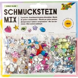 folia Schmucksteine Fun 800 Teile 1 Pack