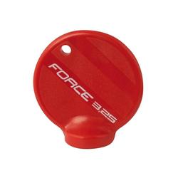 FORCE Fahrrad-Laufrad Force Speichen schlüssel Rot fur 3,25mm Nippel