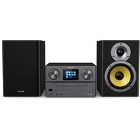 Philips TAM8905/10 Home-Stereoanlage Heim-Audio-Mikrosystem 100 W Schwarz