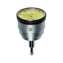 Messuhr mit rückwärtigem Taster 0,01 mm Skalenteilungswert 5 mm Messspanne
