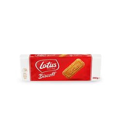 Lotus Biscoff Original Karamellgebäck süsser Genuss 250g 10er Pack