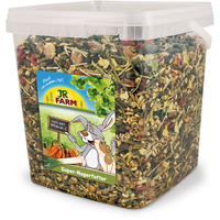 JR Farm Super-Nagerfutter Eimer 2,5 kg