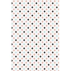 Geschenkpapier Gion kupfer (Rolle 70 cm)