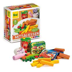 Spiellebensmittel Sortierung Mittagessen