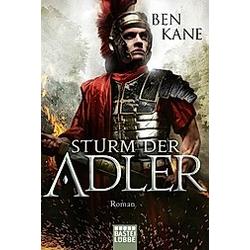 Sturm der Adler / Varusschlacht Bd.3. Ben Kane  - Buch