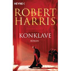 Konklave: Taschenbuch von Robert Harris