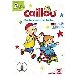 Caillou - Größer werden mit Caillou - DVD  Filme