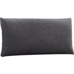 Nackenstützkissen, hs.422, hülsta sofa, Füllung: Schaumstoff, (1-tlg), Füllung: Schaumstoff grau