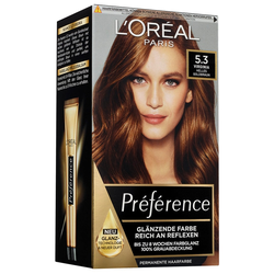 L´Oréal Paris Preference Haare Haarfarbe