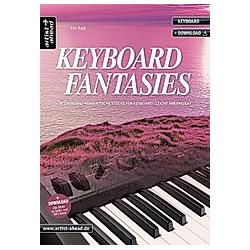 Keyboard Fantasies. Jens Rupp  - Buch