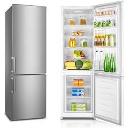 PKM KG 249.4 A++IX Inox Design Kühlgefrierkombination Kühlschrank groß