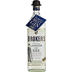 ISW Gold 2020 - Broker´s Dry Gin