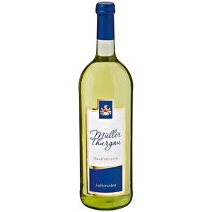 Müller-Thurgau Qualitätswein halbtrocken 10,5 % vol 1 Liter