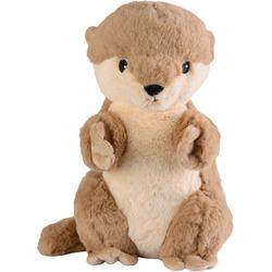 Warmies® Wärmekissen Otter, für die Mikrowelle und den Backofen