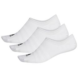 Sneaker-Socken adidas, weiß, Gr. 37 - 39 - 37 - 39 - weiß