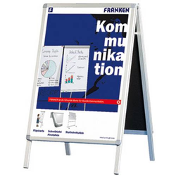 Franken Kundenstopper DIN A1 64cm x 115cm x 79cm 1St.