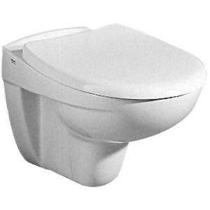 Keramag / Geberit Virto WC-Sitz mit Absenkautomatik - Weiß Alpin - 573065000