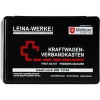 Leina-Werke KFZ-Verbandkasten Standard 10007 DIN 13164 schwarz