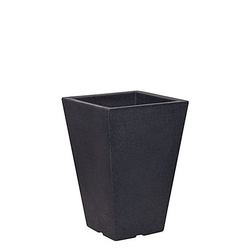 Kunststoff-Übertopf, 24 x 24 x 35 cm