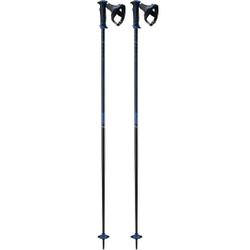 Salomon - X10 Ergo S3 Black/Blue - Skistöcke - Größe: 135 cm