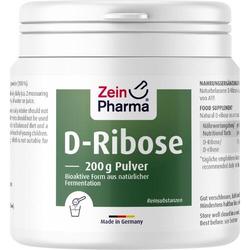 D-RIBOSE Pulver aus Fermentation 200 g