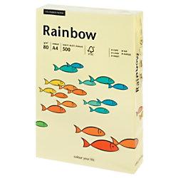 Xeroffset Rainbow Kopierpapier DIN A4 80 g/m² Gelb 12 500 Blatt