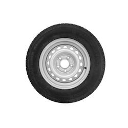 Reifen mit Felge für Anhänger 185 R14C 5x112 Kenda