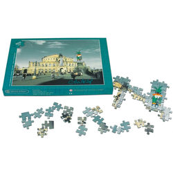 "Puzzle ""Gluky in Dresden"""