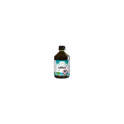 CASACARE cdDes Hygiene-u.Desinf.Mittel Nachf.Pack. 500 ml