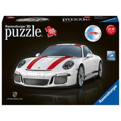 Porsche 911R. 3D Puzzle 108 Teile