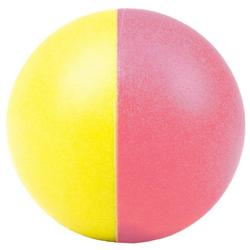 Sunflex Tischtennisball 50 Bälle Gelb-Pink