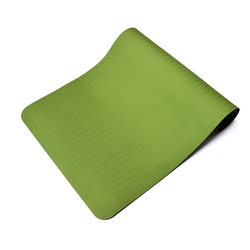 Get Fit Yoga Mat Premium TPE - Yogamatte Green
