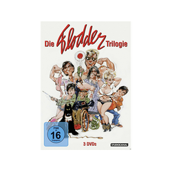 Flodder Trilogie DVD