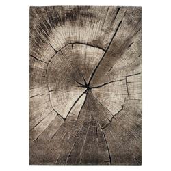 Teppich IBIZA braun(D 120 cm)