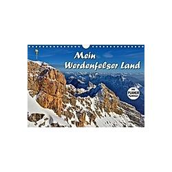 Mein Werdenfelser Land (Wandkalender 2020 DIN A4 quer)
