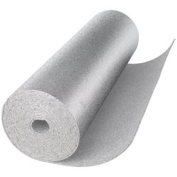 Saapor Heizkörperreflexionsfolie Dämmtapete alukaschiert, 4 mm Stärke, Wandmontage